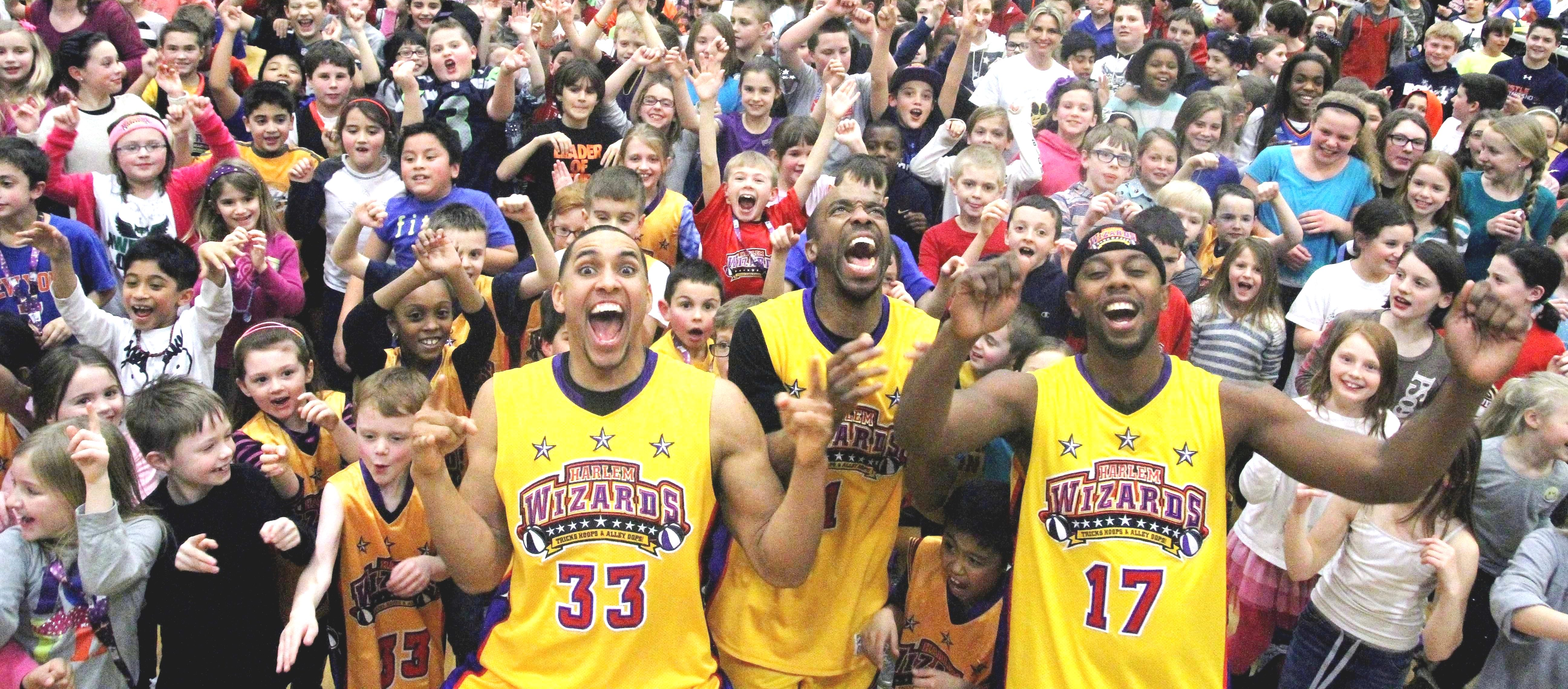 About the The Harlem Wizards