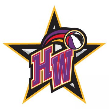 Harlem Wizards Star Logo