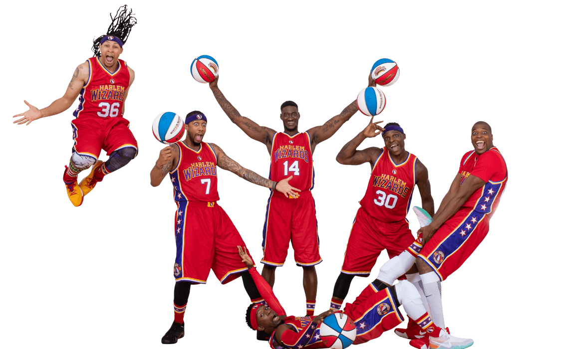 The 2019 Harlem Wizards - The World Famous Harlem Wizards